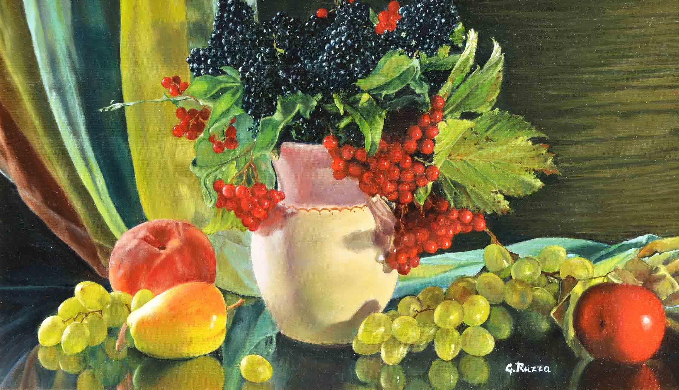 3 Rapsodia di frutta 27x47