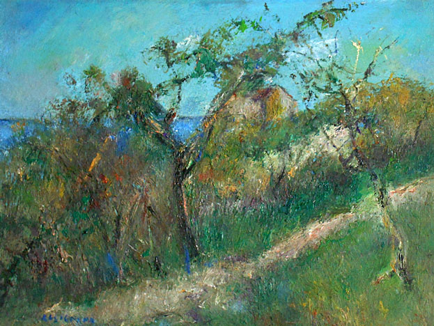 8 piccolo paesaggio 30 x 40 anno 2012 t5ela archivio 0878