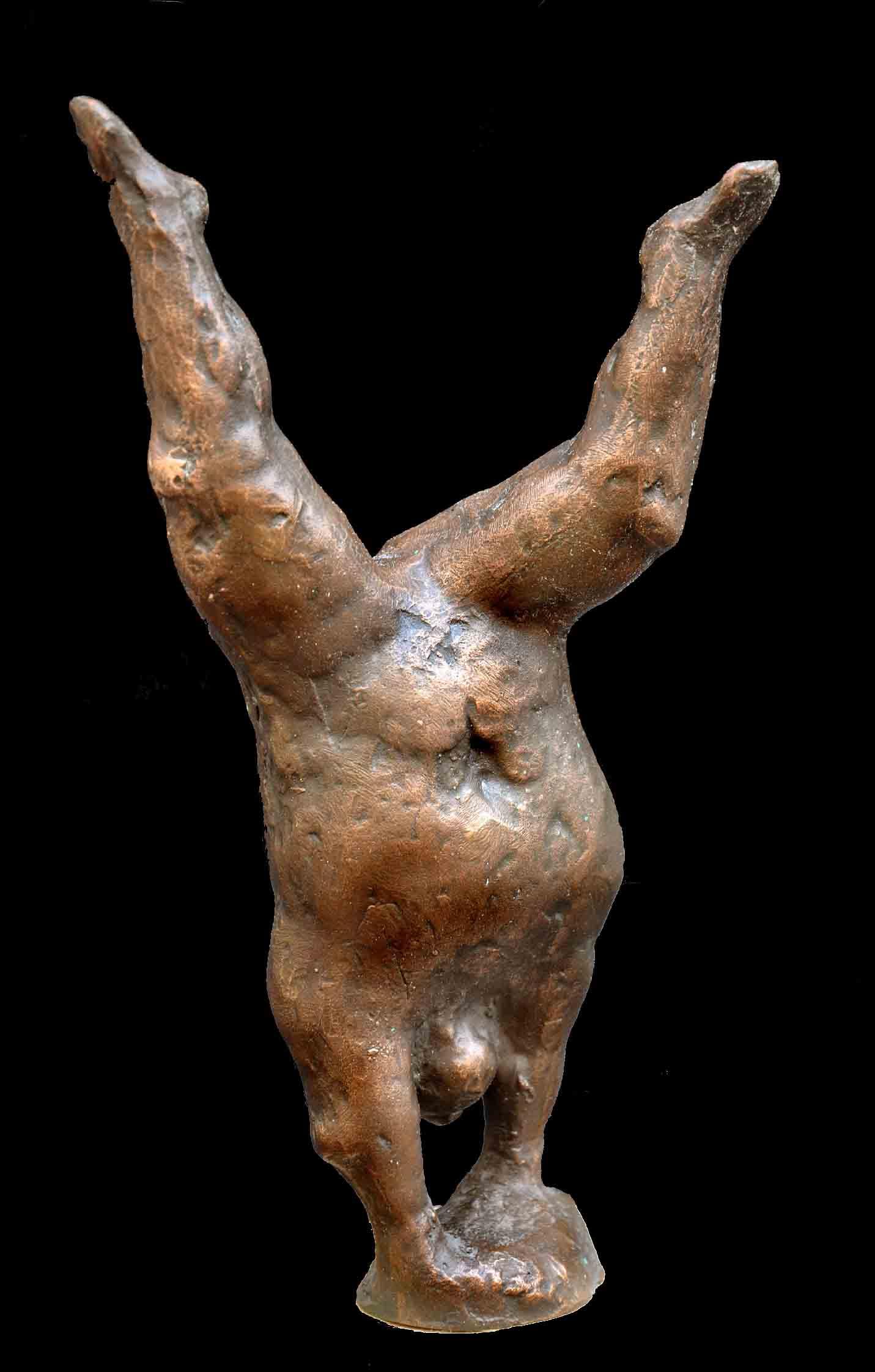 4 Equilibrista bronzetto 1488