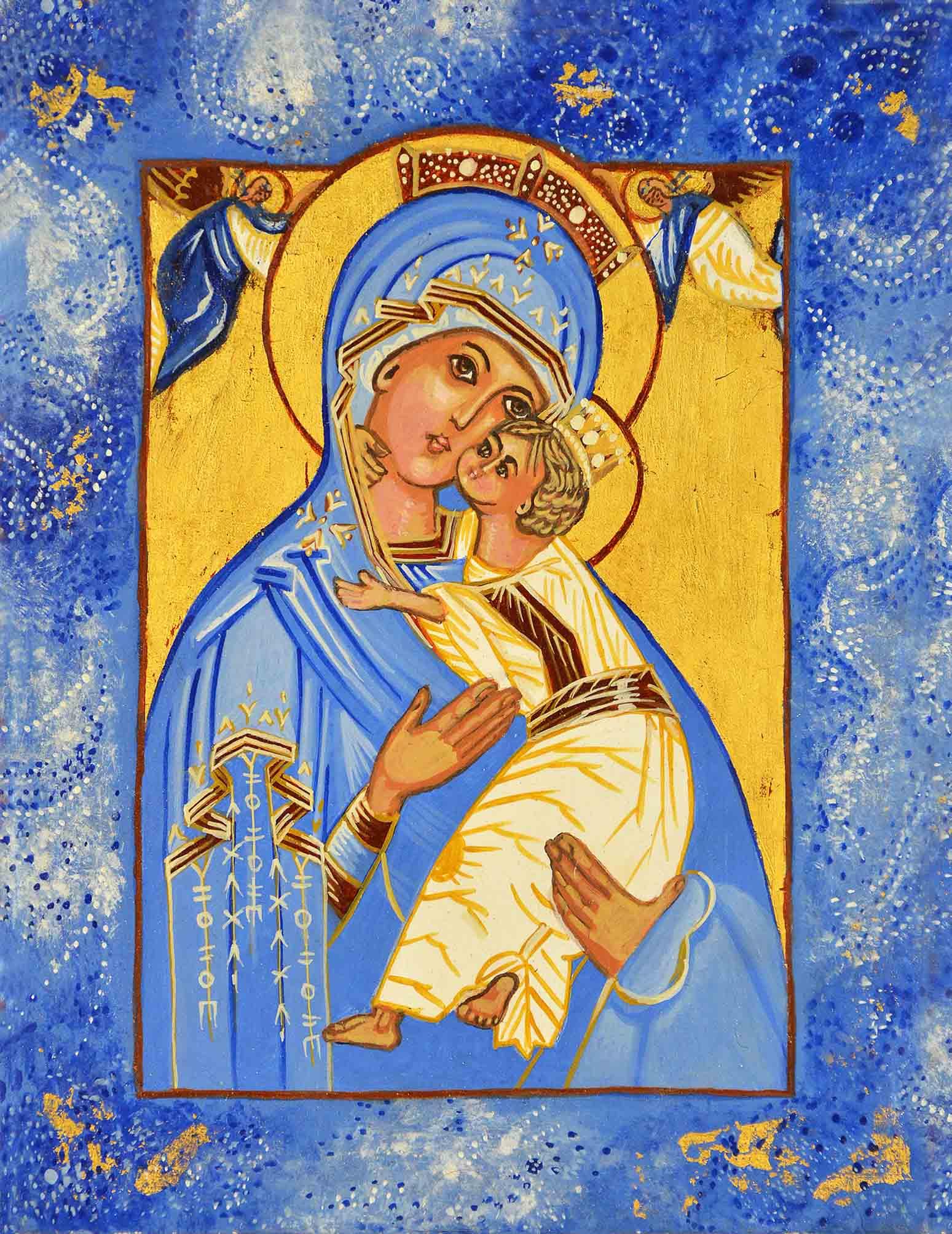 1 Madre di Dio Regina degli Angeli BASE