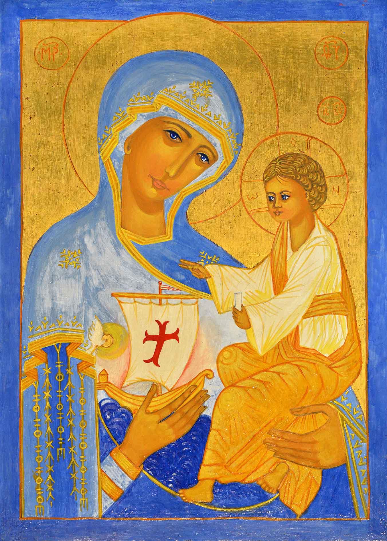 2 Madre di Dio Stella matutina