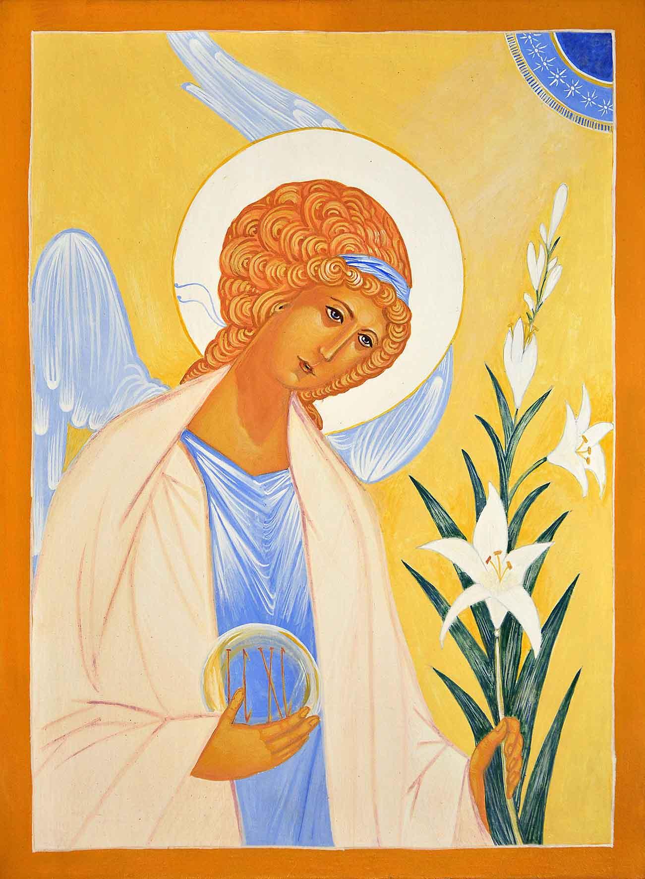 4 Arcangelo Gabriele
