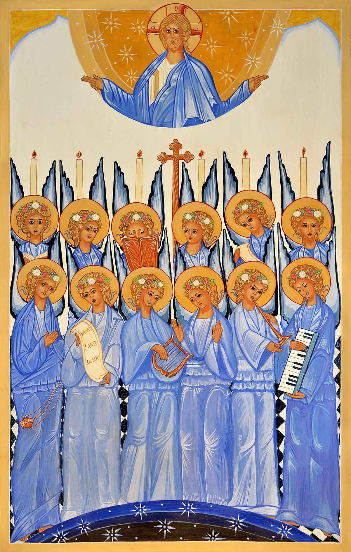 5 Coro di angeli