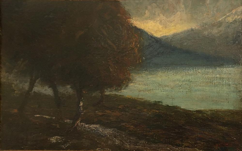 Fragiacomo, Lago montano