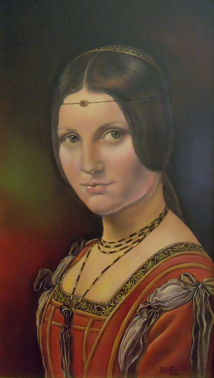 Gabriella Dipietro - Belle Ferronniere